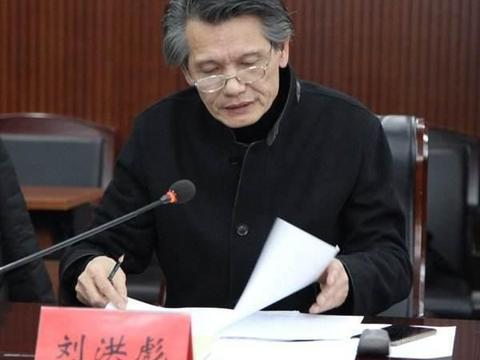 刘洪彪的草书用表现主义风格,实现了笔墨当随时代的创新