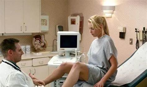 人生第1次做妇检,我和医生的脸都红了....