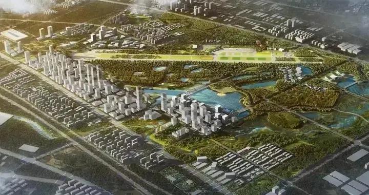 龙湖景粼玖序 这座楼盘,坐拥合肥中央公园胜景