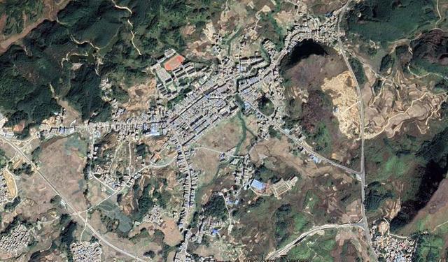广西马山县周鹿镇:曾经的那马县城,如今的普通乡镇
