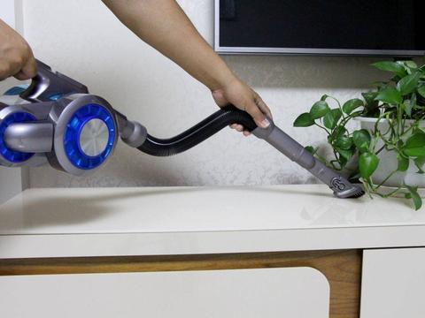 轻便又持久,全屋清洁更顺手:吉米A6上手把无线吸尘器体验