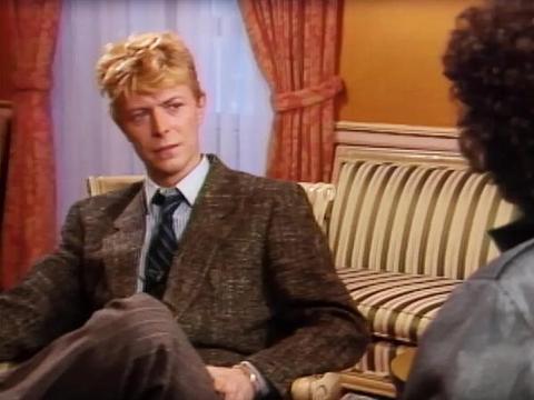 闪回:大卫鲍伊批评MTV忽略黑人艺术家