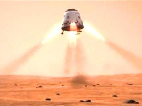 人类奔向火星,若中途没燃料了,飞船就会停在太空中?