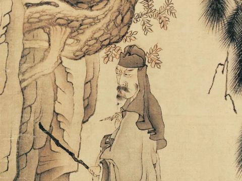 陈洪绶:摹古册丨私享