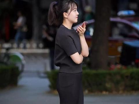 """""""筷子腿""""也过时了,有了打底裤新穿法,轻松塑造""""柯基臀""""!"""