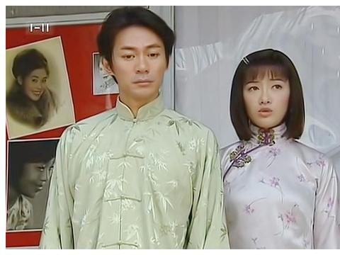 港剧《七姊妹》中的向海岚,苦等男主十几年,男主早已爱上别人