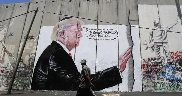 特朗普为修建墙不惜让政府关门,乌克兰全盘学习打算让国家破产?