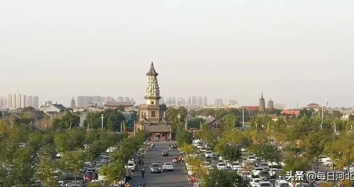 滹沱河畔品正定——文保天宁寺