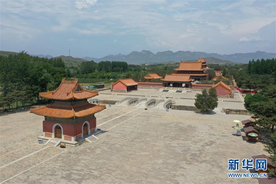 探访世界文化遗产——清西陵