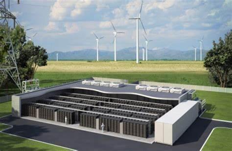 到2030欧盟电池存储容量需求达到108GW