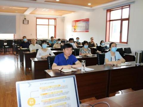 衡水职院组织参加省高职质保体系与运行机制建设项目线上培训