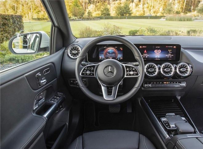 奔驰B级插混版公布售价 10月海外上市/售价约4.3万欧元