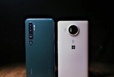 小米Note10和Lumia950XL拍照对比:1.08亿和2千万有多大区别