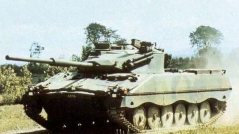 """浅谈瑞典IKV 91轻型坦克,它有哪些""""与众不同""""的地方?"""