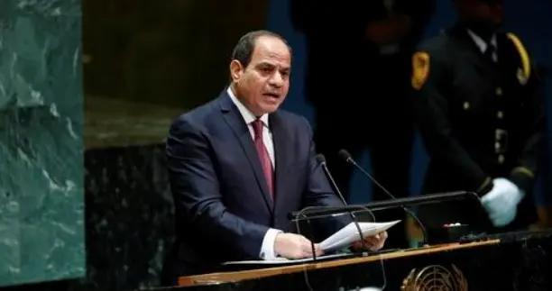 埃及总统称愿为利比亚提供军事援助