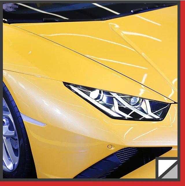 5.2L V10!开上亮骚黄色的它,你一定是街上最靓的仔