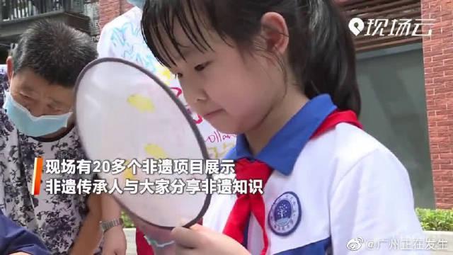"""广州:永庆坊""""非遗一条街""""将在今年8月开放"""