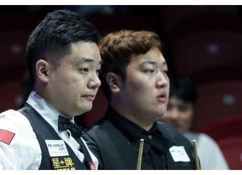 中国00后挑战前世界第一,颜丙涛冲排名赛第2冠,巡回赛对塞尔比