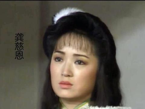 很少有人知道梁洁华,黄日华的爱情史,中间还有一个龚慈恩