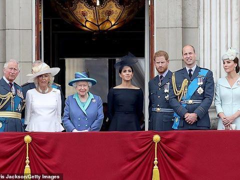 深受女王喜爱?梅根在王室享受了更多特权,连凯特都不及她