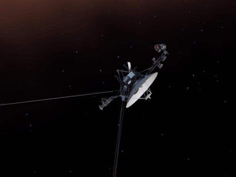 旅行者已经飞了211亿公里,还在持续前进,它靠什么来飞这么久