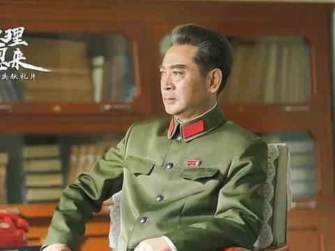 《人民总理周恩来》将播,刘劲演绎美男子周总理