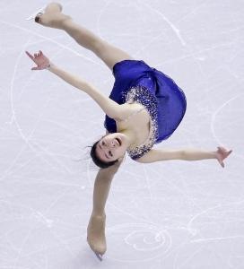 花滑选手李子君粉丝过80万,发福利除美女照,6岁时书法令人惊艳