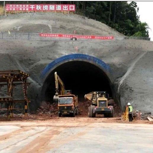 天堑变通途,汉巴南铁路重塑巴中经济地理版图