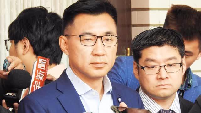 江启臣邀历任国民党主席遇冷 洪秀柱:别把国民党带歪了!
