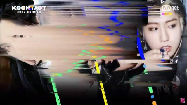200623「视频」KCON:TACT 铉辰相关 Stray Kids- 神Menu 舞台 宝