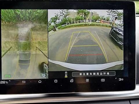比亚迪DiLink透明全景影像,开启车载影像新视野