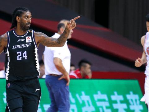 逆转!辽篮104-87上海,梅奥28+7,麦卡勒姆25+8+6,郭艾伦13分