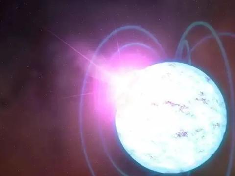北师大:这颗29300光年外的瞬变磁星,磁场强度高达220万亿高斯!