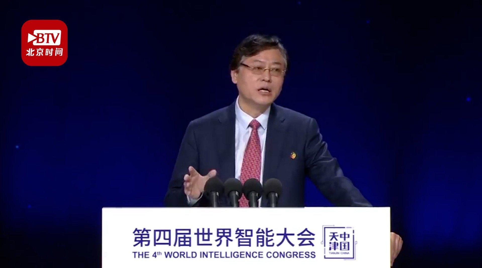 杨元庆:现在全球每8台电脑就有一台产自合肥
