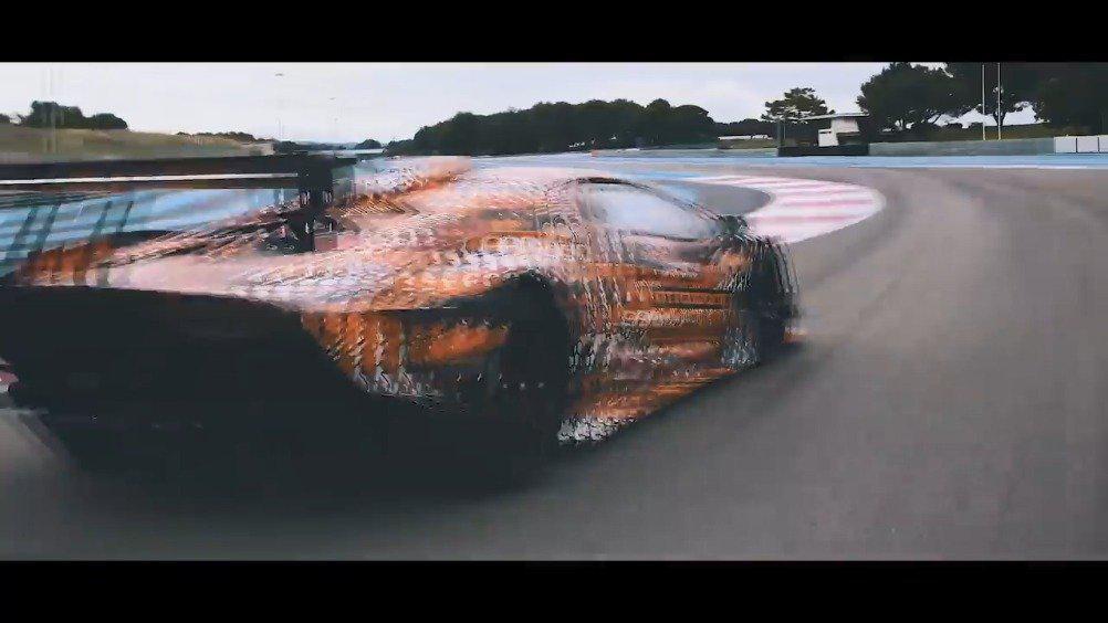 兰博基尼新车SCV12,超过830马力,又是个限量的稀有货……