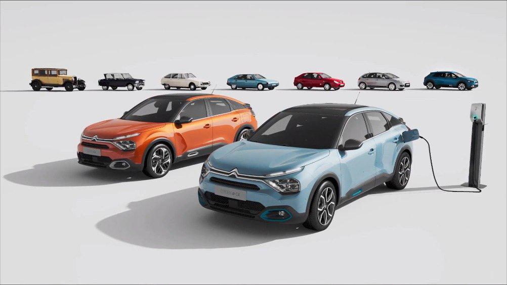 视频:前不久,雪铁龙发布了全新雪铁龙 C4 车型的官图……