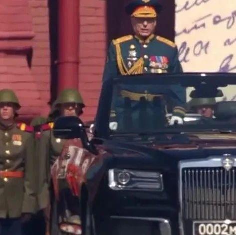 图说军事 | 俄罗斯红场阅兵,段子图一组!