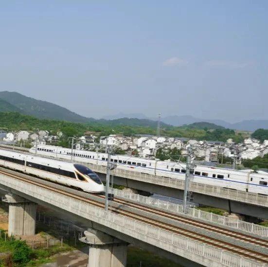 杭州南站计划6月底具备开通运营条件!长三角铁路7月1日起实施新列车运行图