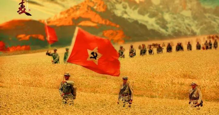《红麦》讴歌纳西族人民支援红军,纪念红军长征过丽江八十五周年