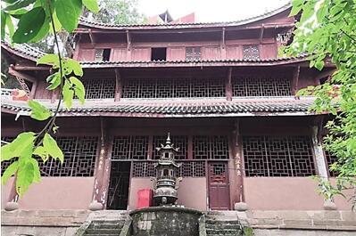 重庆600余岁大佛寺石刻启动修缮 明年6月完工