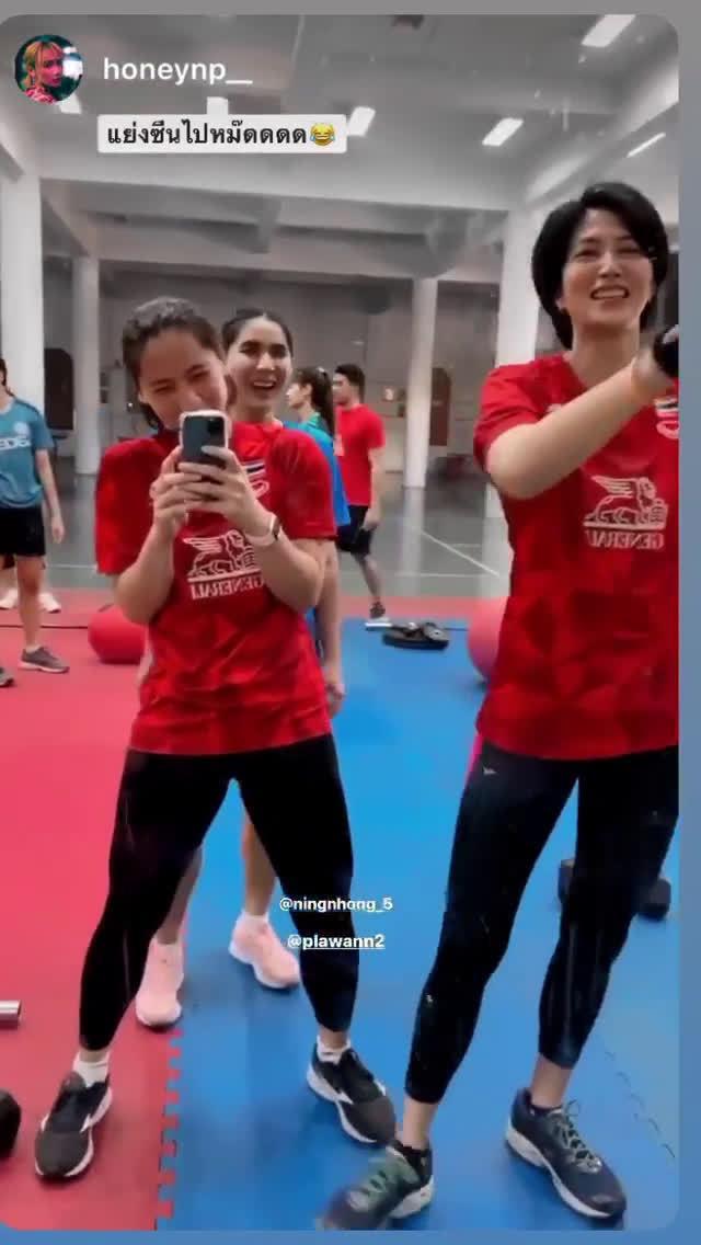 普莱姆基特健身房劲歌热舞,尺度太大自己都憋笑了
