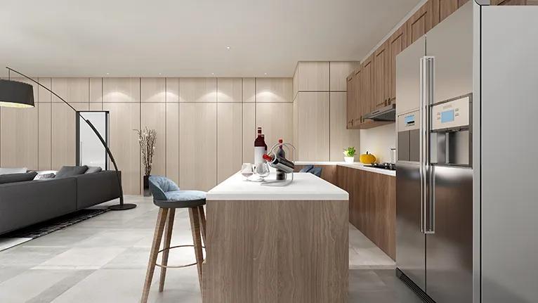 十大板材品牌精材艺匠木饰面健康的生活方式