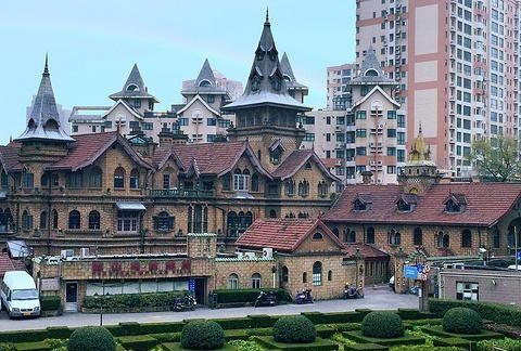 上海鲜为人知的3栋老建筑,藏着比外滩更美的景点,端午假期走起
