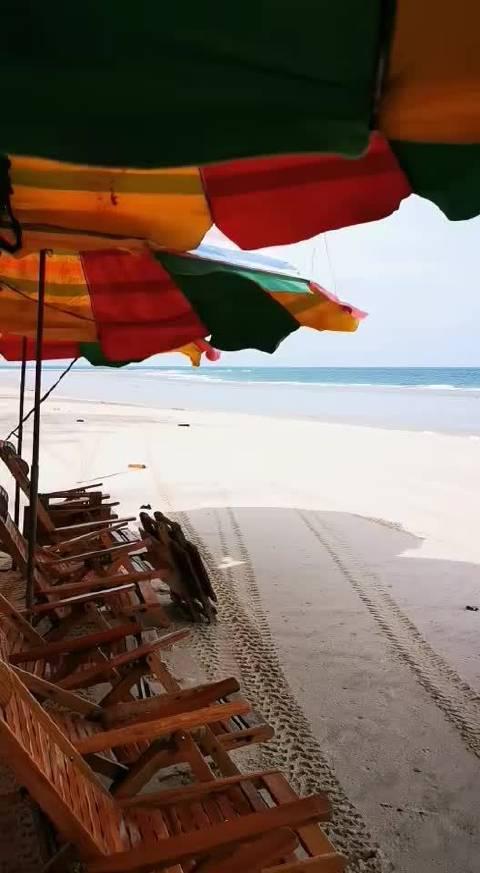 早安 此刻石螺口海滩