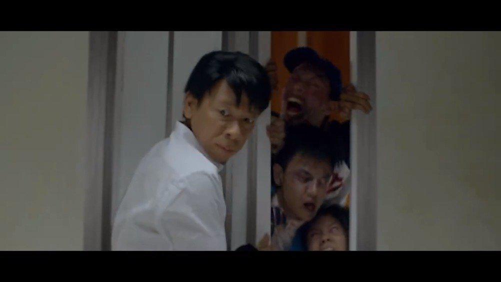 菲律宾版孔侑 COS「釜山行」 被.吓.到.了.么?