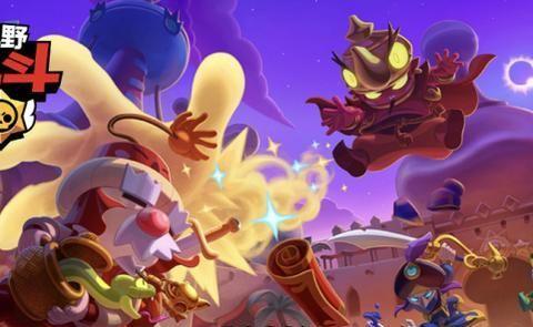 荒野乱斗新手最能K头的英雄:卢锡安是首选?甩十字镐的才是王者