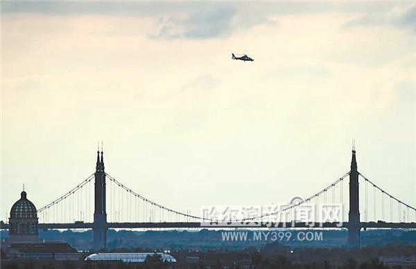 警用直升机首次开展端午节警航巡航工作