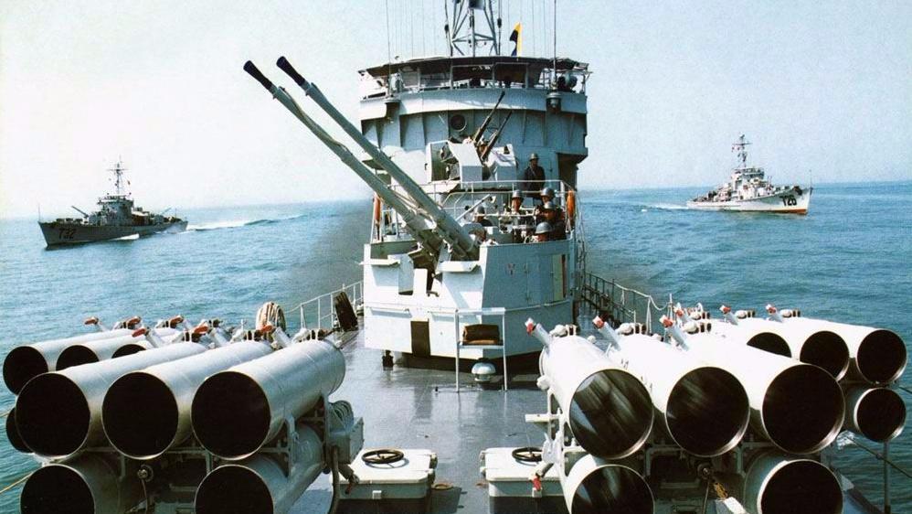 我国这款独门武器有多厉害?日本潜艇躲着跑,越南蛙人成活靶子