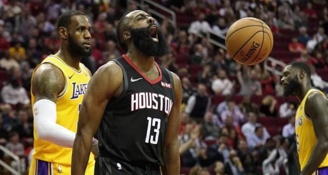 恭喜!哈登入选NBA历史单挑最强后