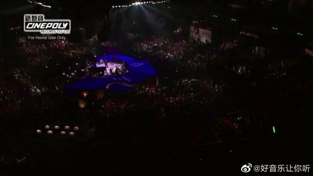 陈奕迅完美地征服你的耳朵,名副其实的K歌之王!